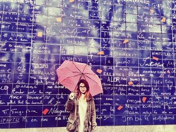 Em Paris tem amô