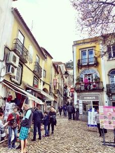 o centrinho de Sintra